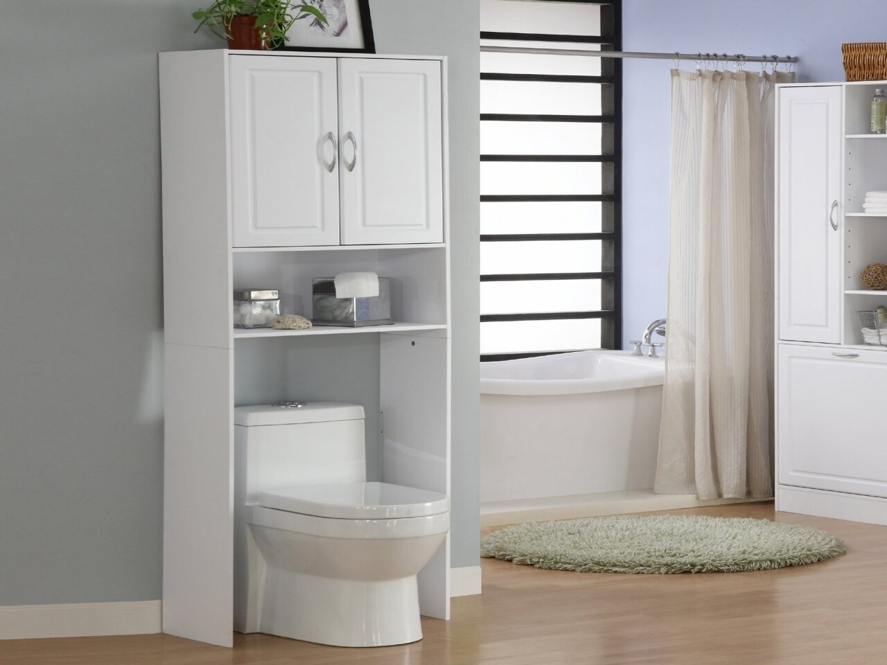 Over The Toilet Storage Ikea Shelves In Bathroom Ideas