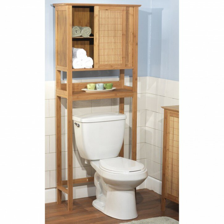 Toilet Etagere | Over The Toilet Storage Rack | Over The Toilet Cabinet Ikea