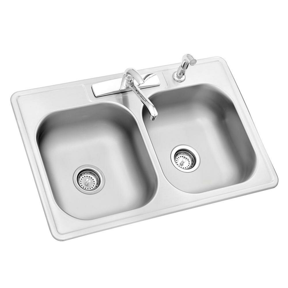 Cozy Kitchen Sinks Stainless Steel for Traditional Kitchen Design: Undermount Kitchen Sinks Stainless Steel | Double Kitchen Sinks Stainless Steel | Kitchen Sinks Stainless Steel