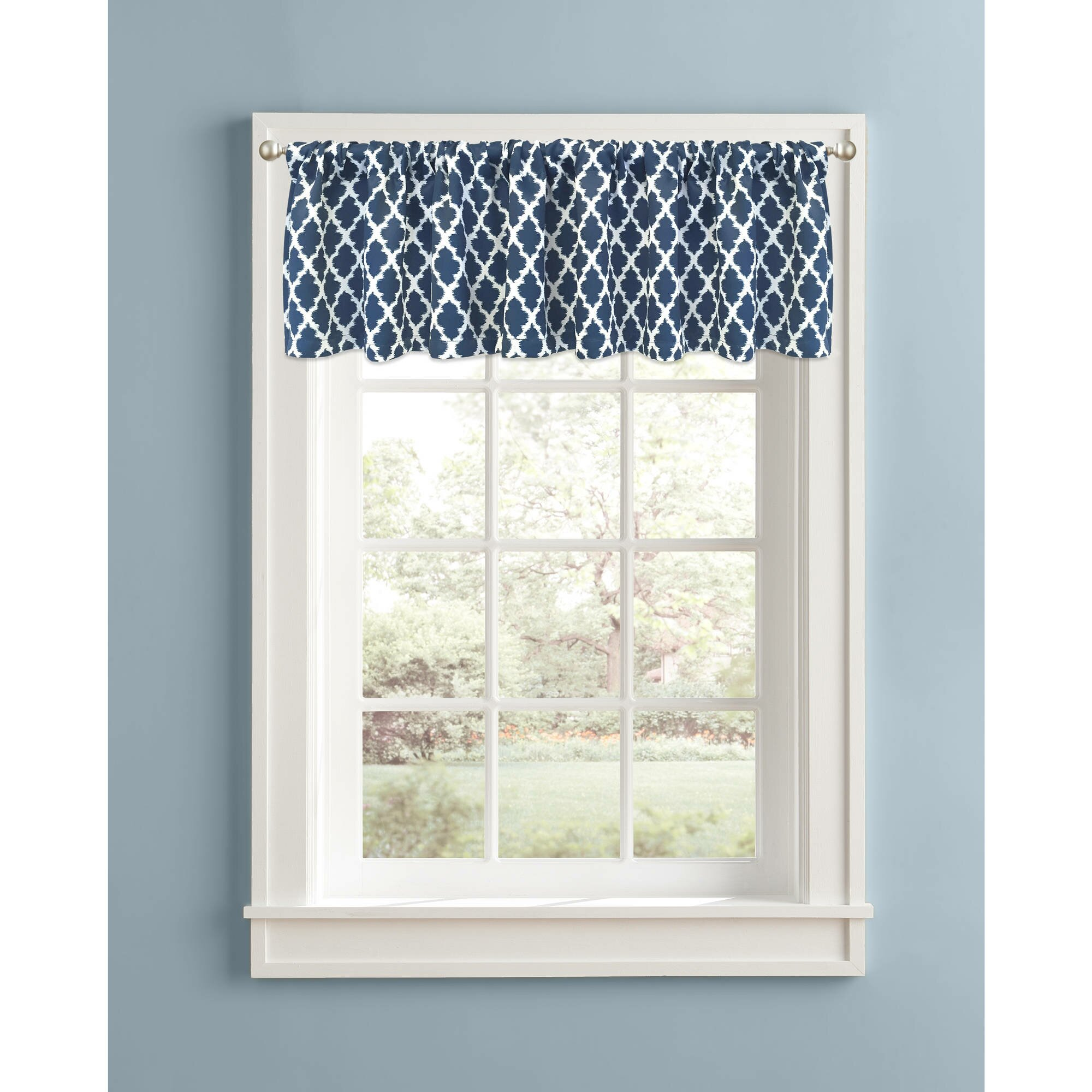 Valance Curtains for Living Room | Dining Room Valances | Living Room Valances