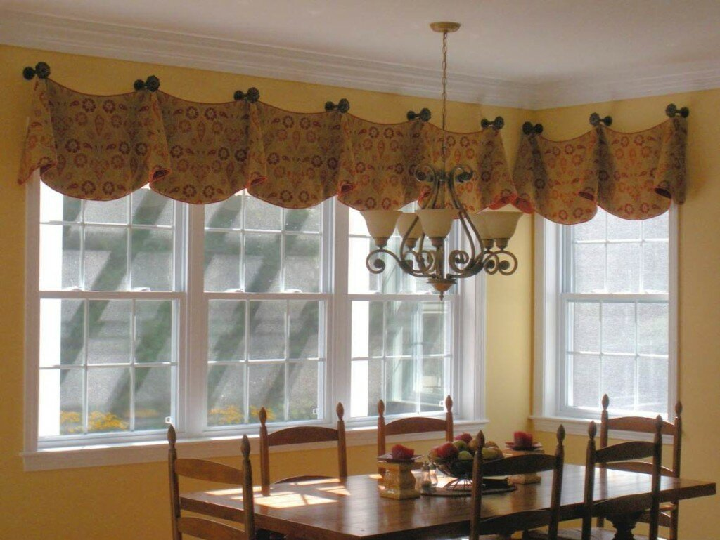 Valance For Windows Curtains | Windows Valances | Living Room Valances