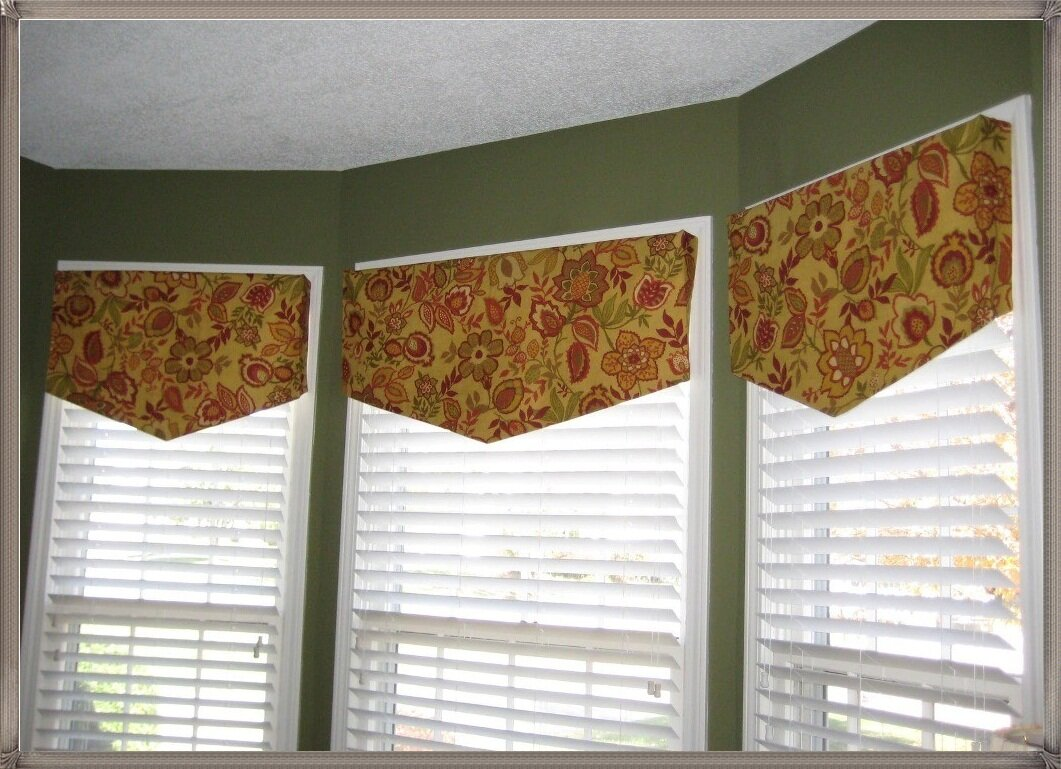 Valance for Windows | Living Room Valances | Bedroom Curtains with Valance