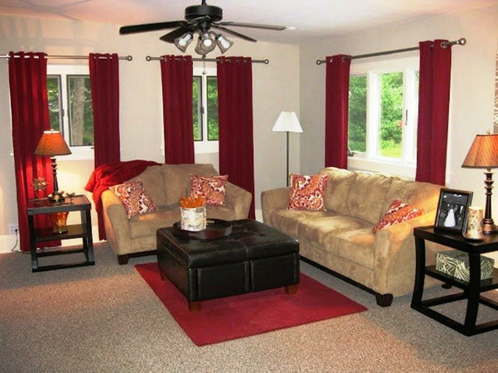 Valances for Living Room Windows | Living Room Valances | Country Valances for Living Room