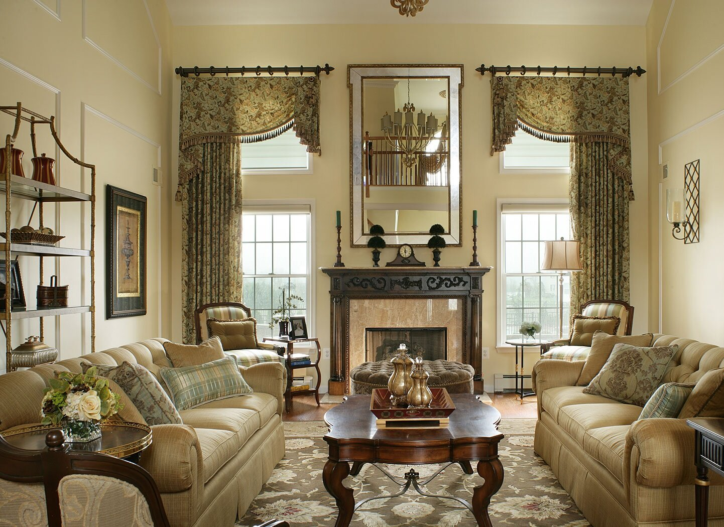 Valances for Windows | Living Room Valances | Valance for Windows Curtains