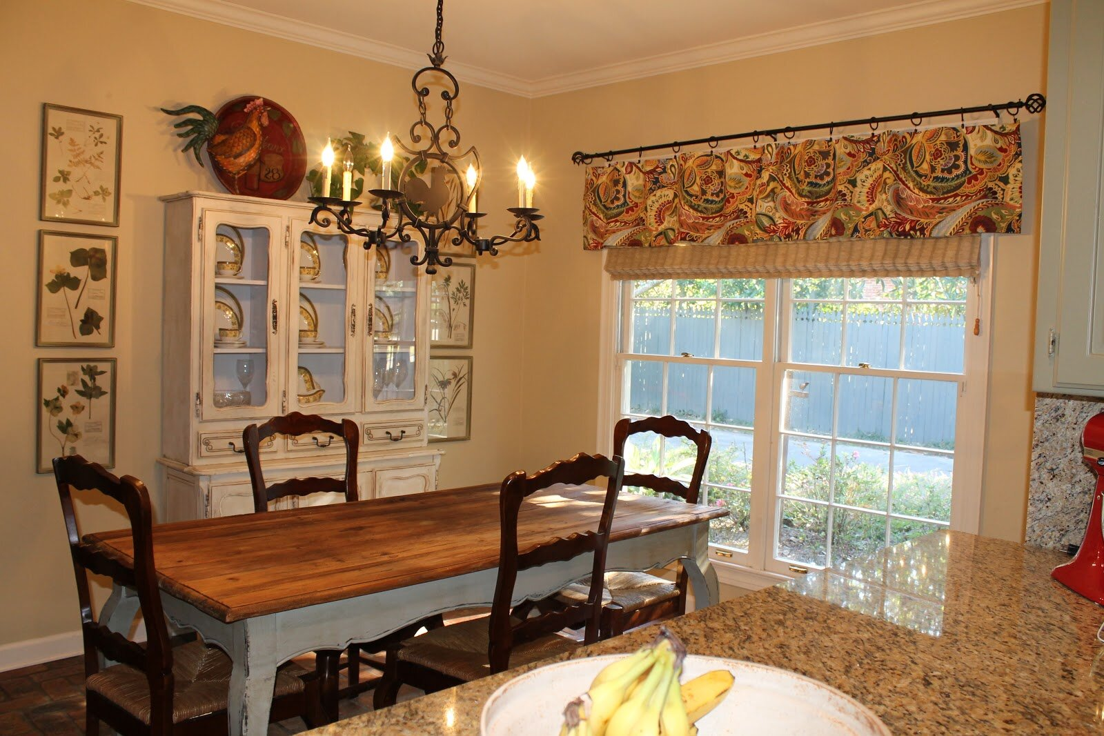 Valances Window Treatments | Kitchen Window Valances | Living Room Valances