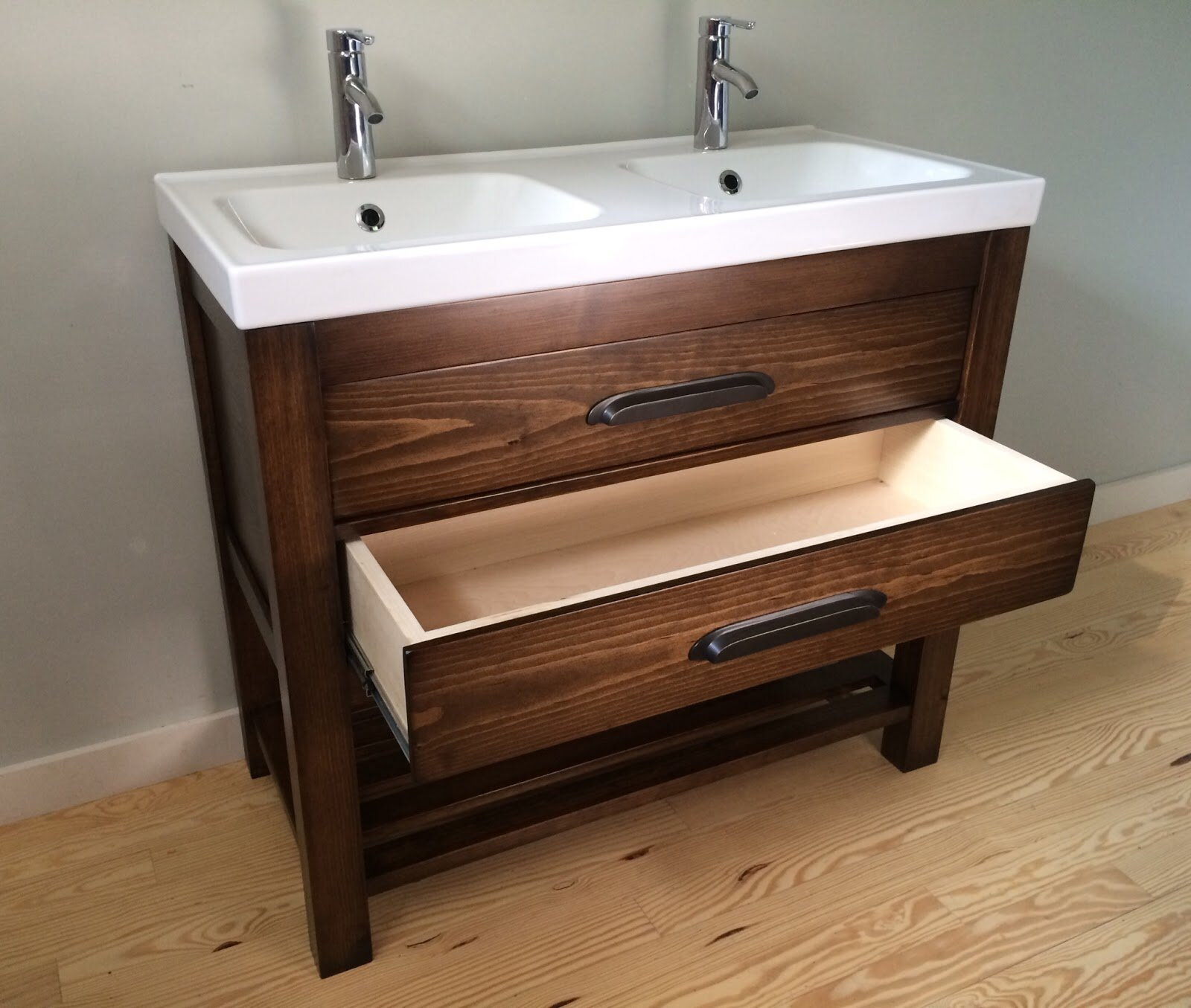 Bathroom Vanity With Sink Bathroom Furniture Rustic Vanities Barnwood Vanity
