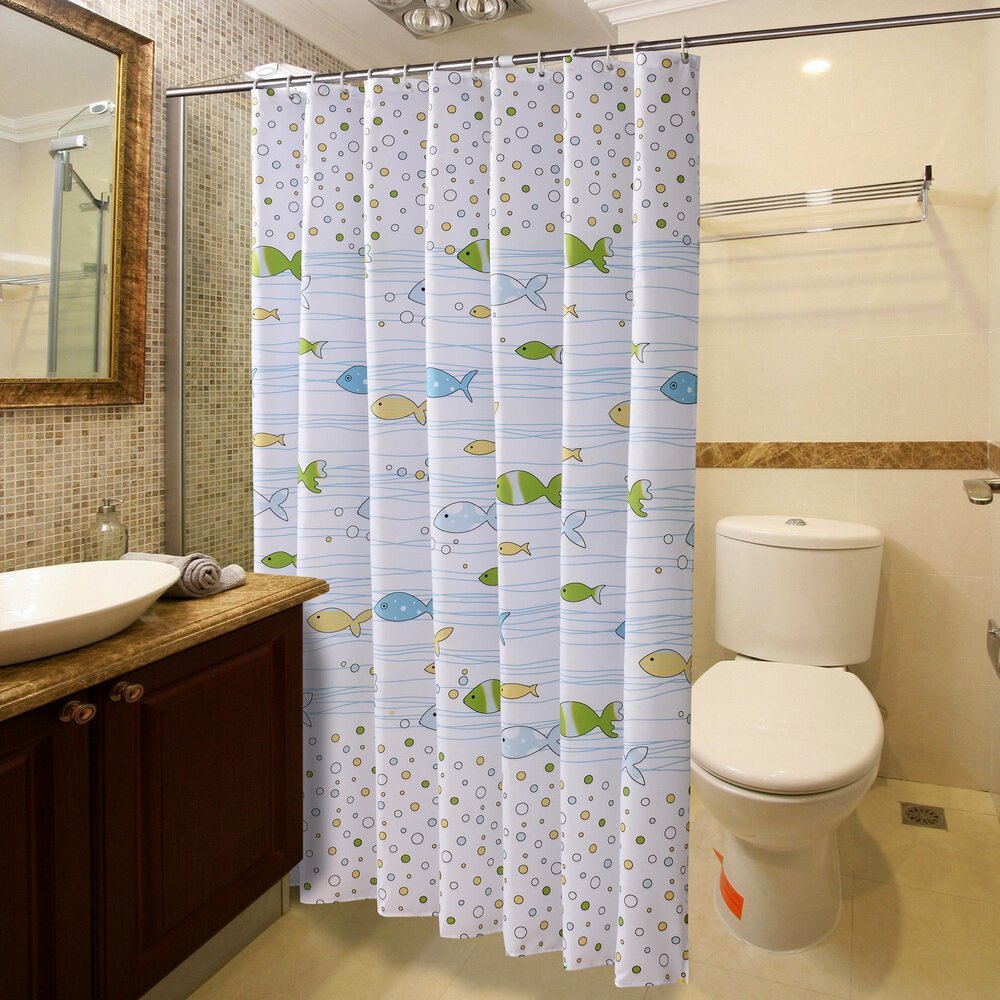 Walmart Shower Curtain for Cute Your Bathroom Decor Ideas: Walmart Shower Curtain | Curved Shower Curtain Rod Walmart | Tree Shower Curtain Walmart