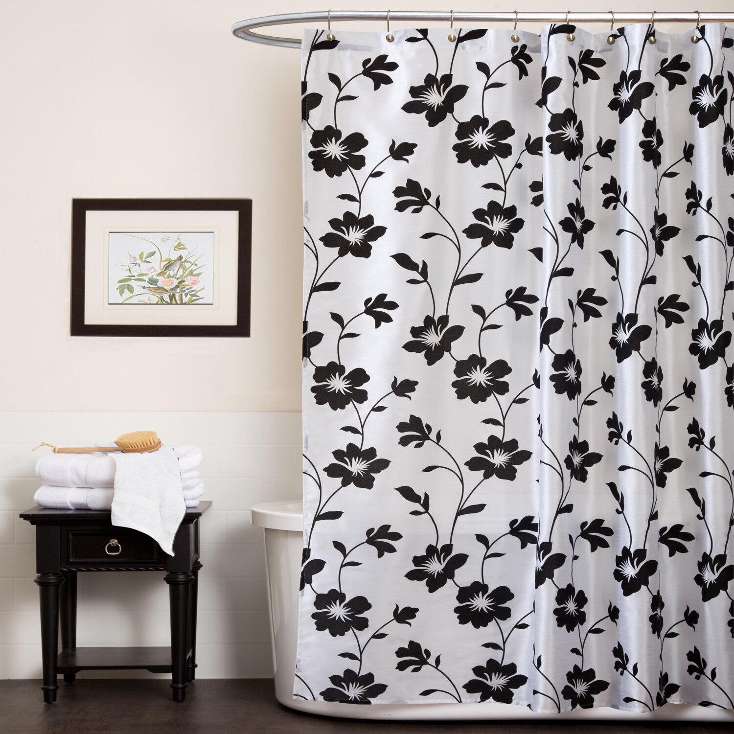Walmart Shower Curtain | Plaid Shower Curtains Fabric | Walmart Shower Curtain Rod