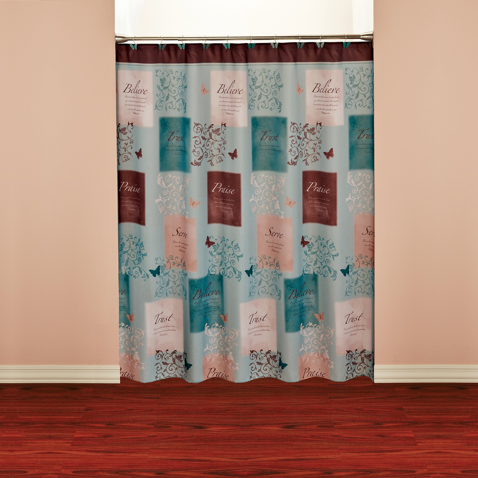 Curtain: Cheap Fabric Shower Curtains | Walmart Shower Curtain ...