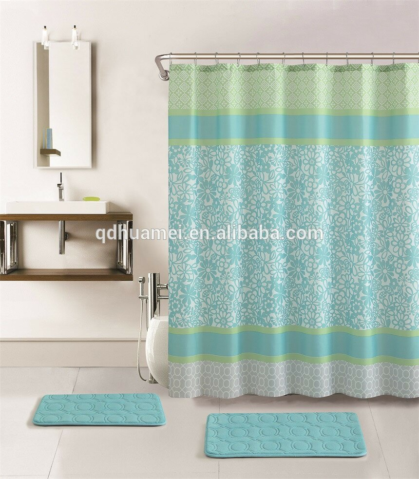 Walmart Shower Curtain for Cute Your Bathroom Decor Ideas: Walmart Shower Liner | Walmart Shower Curtain | Walmart Bathroom Curtains