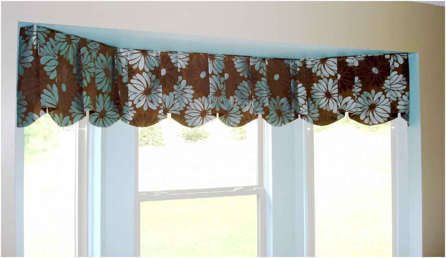 Cute Living Room Valances for Your Home Decorating Ideas: Where To Buy Valances | Living Room Valances | Valance Curtains