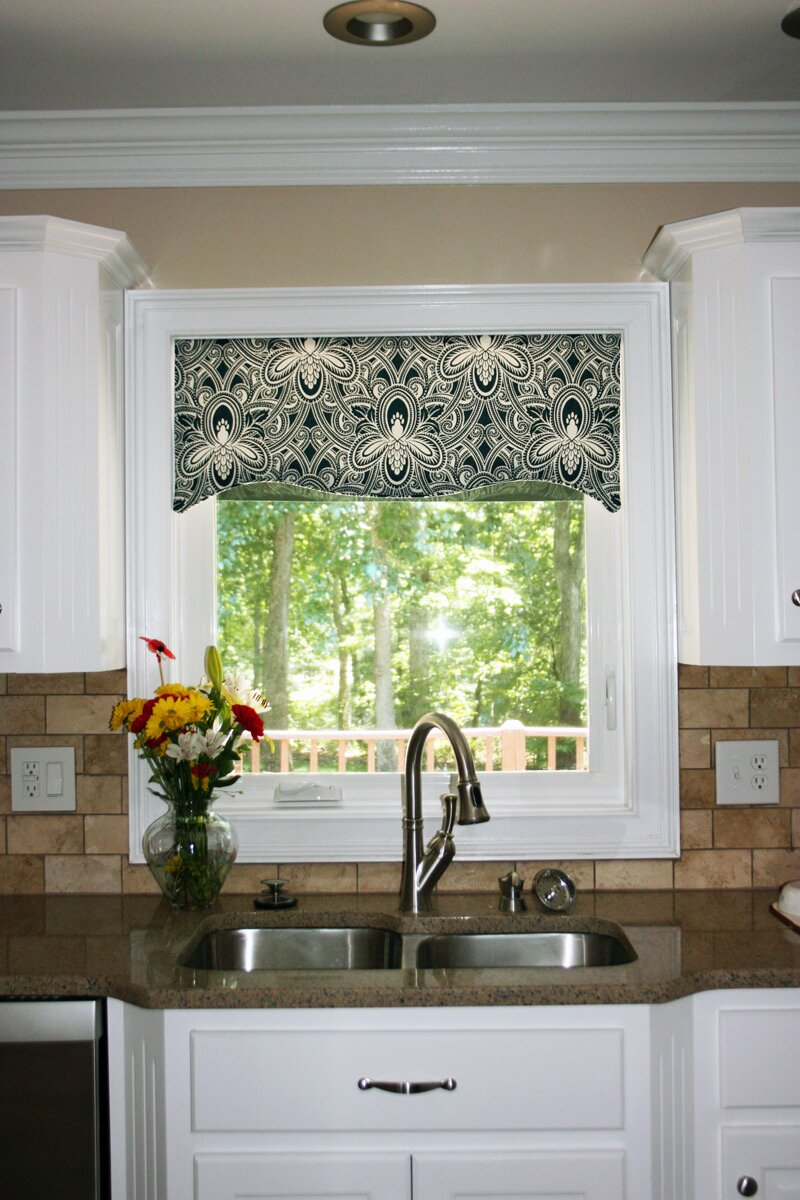 Window Curtains Valances | Living Room Curtains and Valances | Living Room Valances