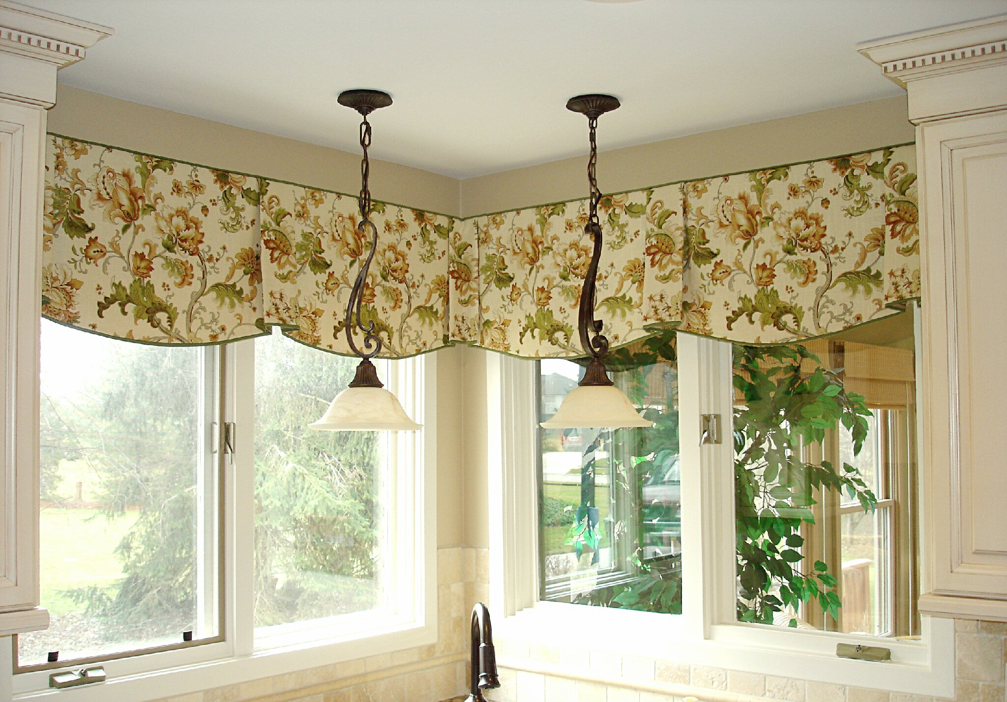 Window Curtains Valances | Living Room Valances | Ascot Valances Window Treatments