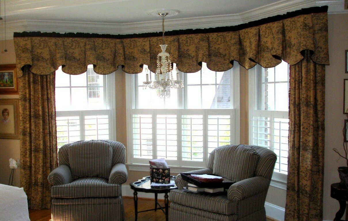 Windows Treatments Valance | Livingroom Valances | Living Room Valances
