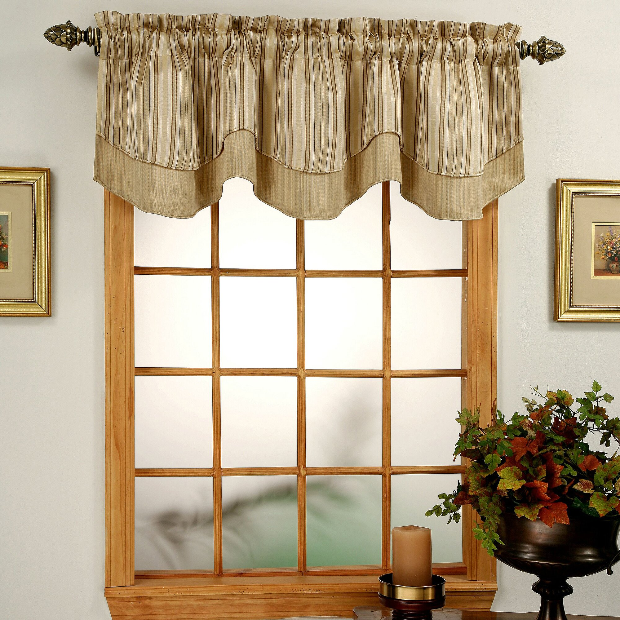 Windowvalances | Beautiful Valances | Living Room Valances