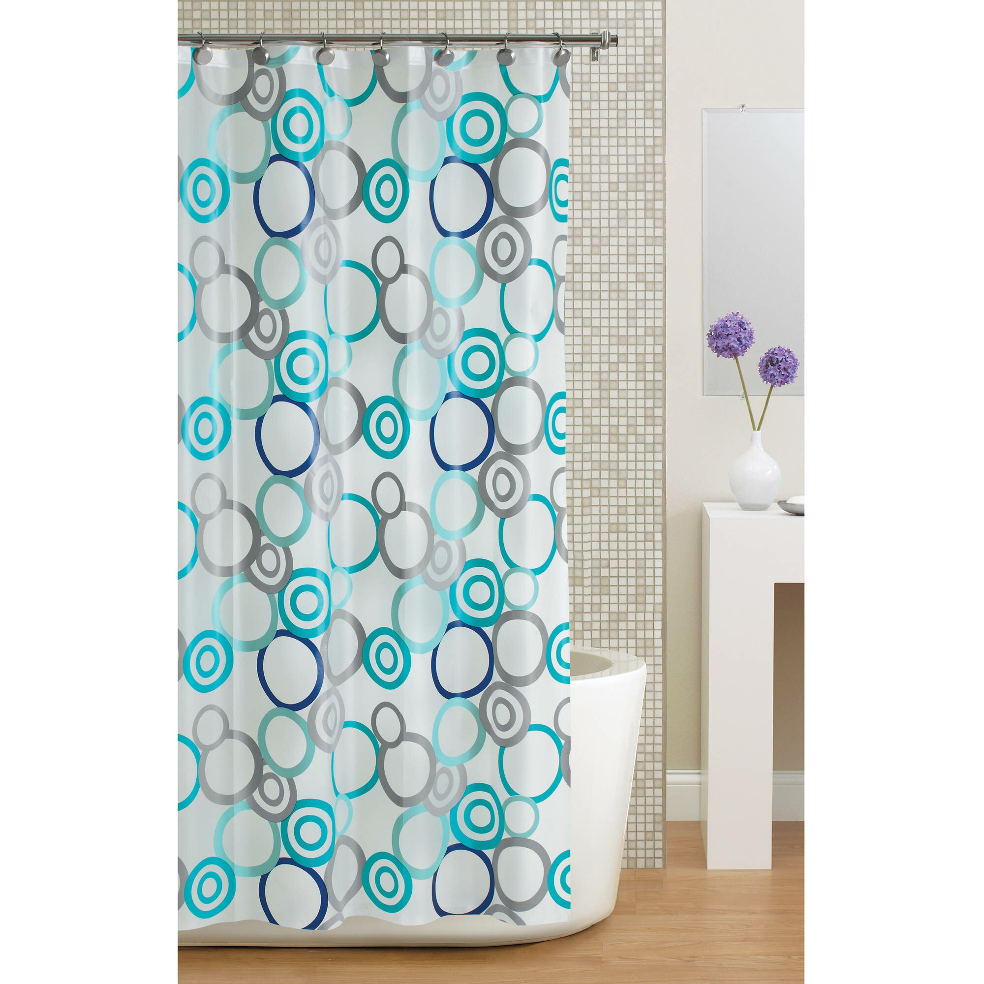 Zebra Print Bathroom Set Walmart | Walmart Shower Curtain | Walmart Shower Curtain Rods
